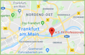 A.S. Fit Professionals Standort am Mainwasenweg 34, 60599 Personal Training in Frankfurt am Main